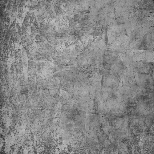 Poster Metal grunge background with space for text or image