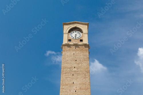 Canvas Print Adana Clock Tower