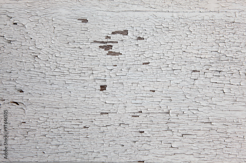 Tuinposter Hout grunge peeling background