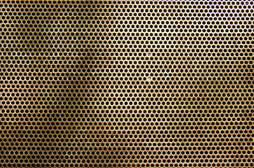Rusty metal plate texture background