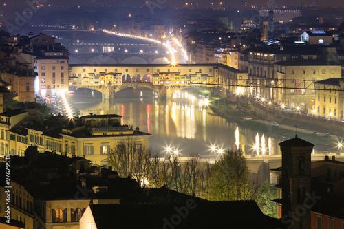 Florencja Włochy - fototapety na wymiar