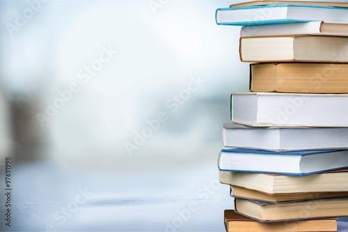 Fotografie, Obraz  Books.