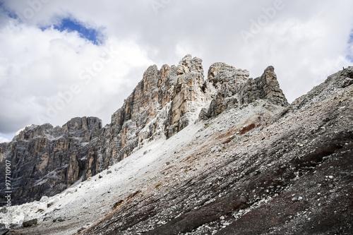 Fotografie, Obraz  Dolomity, Włochy