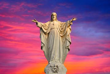Fototapeta Jesus Christ The Lord Easter background