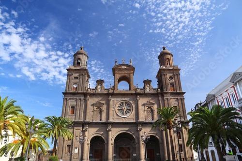 Las Palmas cathedral, Gran Canaria