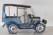 el yapımı metal nostaljik araba dekorasyon retro