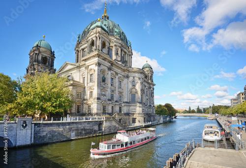 Spoed Fotobehang Berlijn Berliner Dom, Berlin