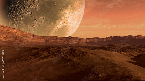 mars-like-red-planet-with-arid