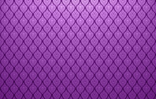 Background Of Thai Style Fabric Pattern With Purple