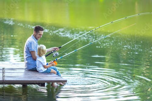 Papiers peints Peche Fishing