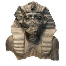 Head Of An Ancient Egyptian Ph...