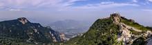 Tai Shan, Einer Der Fünf Heiligen Berge Des Daoismus