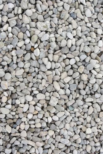 Foto op Plexiglas Stenen in het Zand white gravel as texture