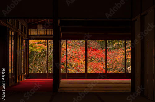 Photo sur Aluminium Kyoto 南禅寺 天授庵