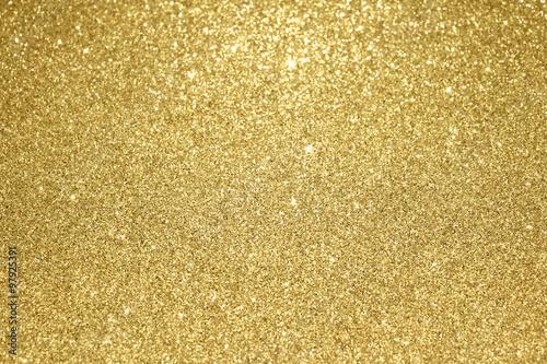 Carta da parati Gold glitter christmas background