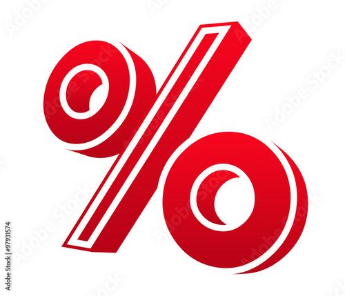 Fotografía  Percent symbol
