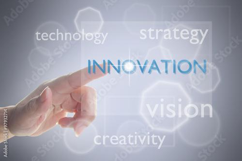 Fotografie, Obraz  Innovation
