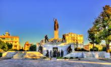Liberty Monument In Nicosia - ...