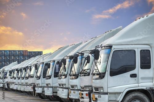 Photo  Delivery Trucks