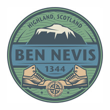 Stamp Or Emblem With Text Ben ...
