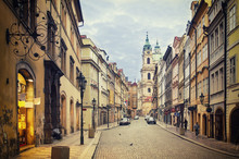 Prague Street View