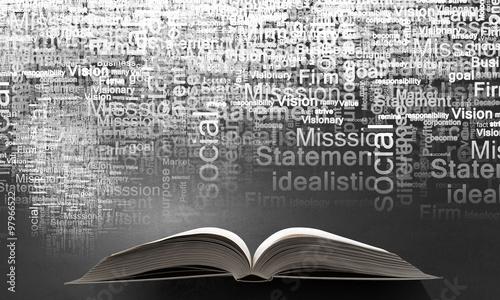 Fényképezés  Business education concept