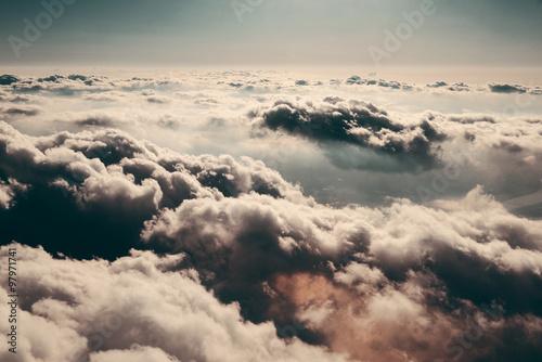 Obraz Cloudscape - fototapety do salonu