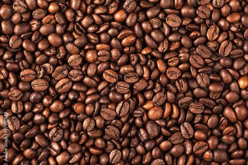Fototapeta premium Kawa (orzeźwiająca czarna kawa)