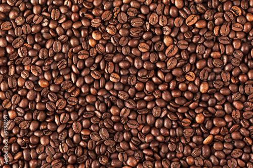 Deurstickers koffiebar Coffee (Invigorating Black Coffee)