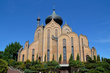Cerkiew Świętego Ducha W Bia...