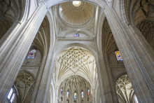 Faith Interior Gothic Cathedra...