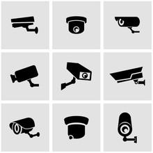 Vector Black Security Camera I...
