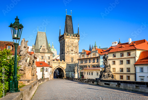 Poster Prague Vitus Cathedral, Prague, Czech Republic