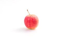 Mini Apple On White Background