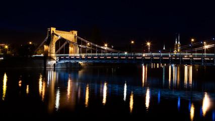 Fototapeta na wymiar Most Grunwaldzki