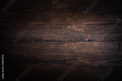 Türaufkleber Holz Rustic oak wood background