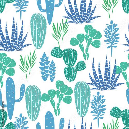 sukulenty-kaktusy-roslina-wektor-wzor-botaniczny-niebieski-i-zielony-pustynny-druk-tkanin-domowe-kaktusy-ogrodowe-kreskowki-na-tapete