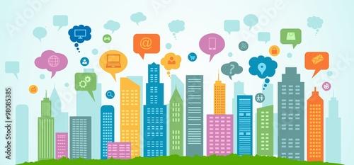 Social medya and communication