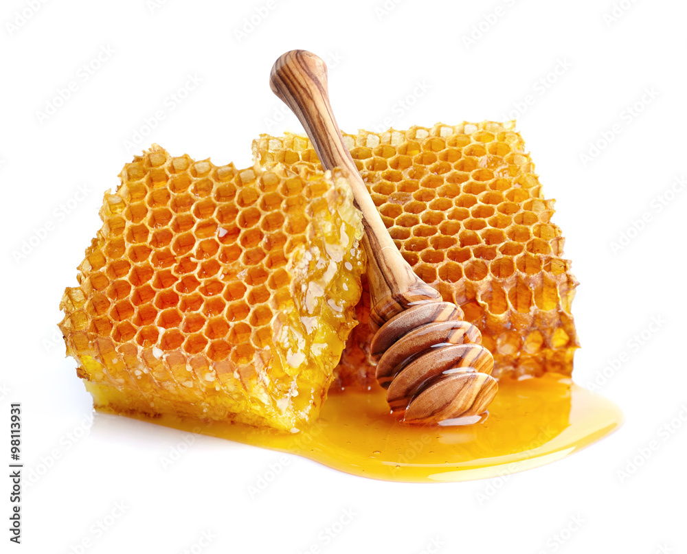 Fototapety, obrazy: Honeycombs