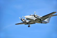 Corporate Transport Aircraft