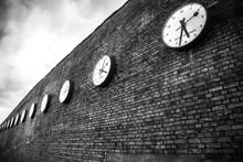 Time Around The World, Clocks ...