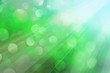 canvas print picture - Green abstract nature background with sunlight