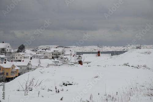 Papiers peints Arctique Skymning