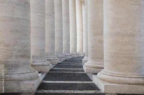 Photo Colonnato di San Pietro, Roma
