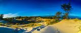Fototapeta Fototapety z morzem do Twojej sypialni - Panorama pejzaż morski