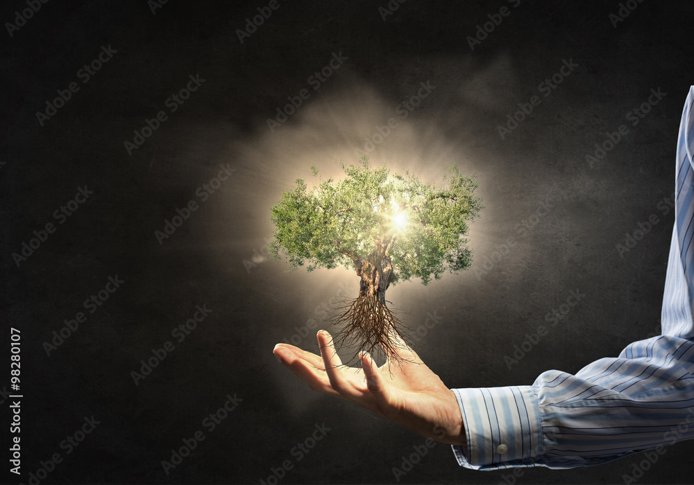 Nature protection in our hands