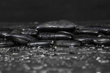 Still Life With Wet Stones