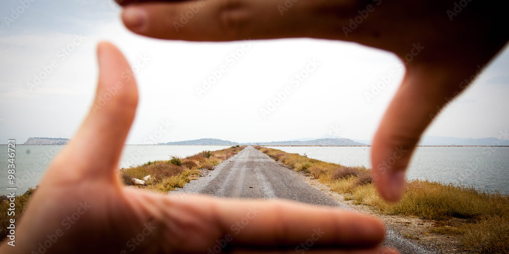 Fototapety, obrazy: Point of view