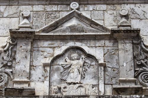 Fotografie, Obraz  Basilica del Santo Nino. Cebu, Philippines.