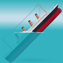 Sinking Titanic – Legendary ...